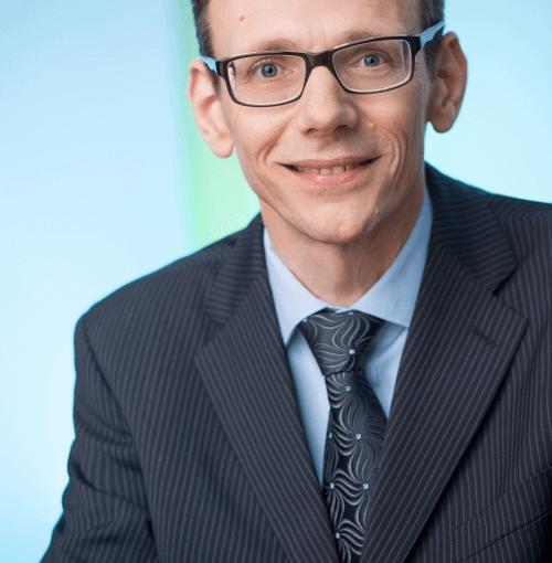 Abraham van Poortvliet, VP of Data Analytics and Decision Science, Technical SafetyBC